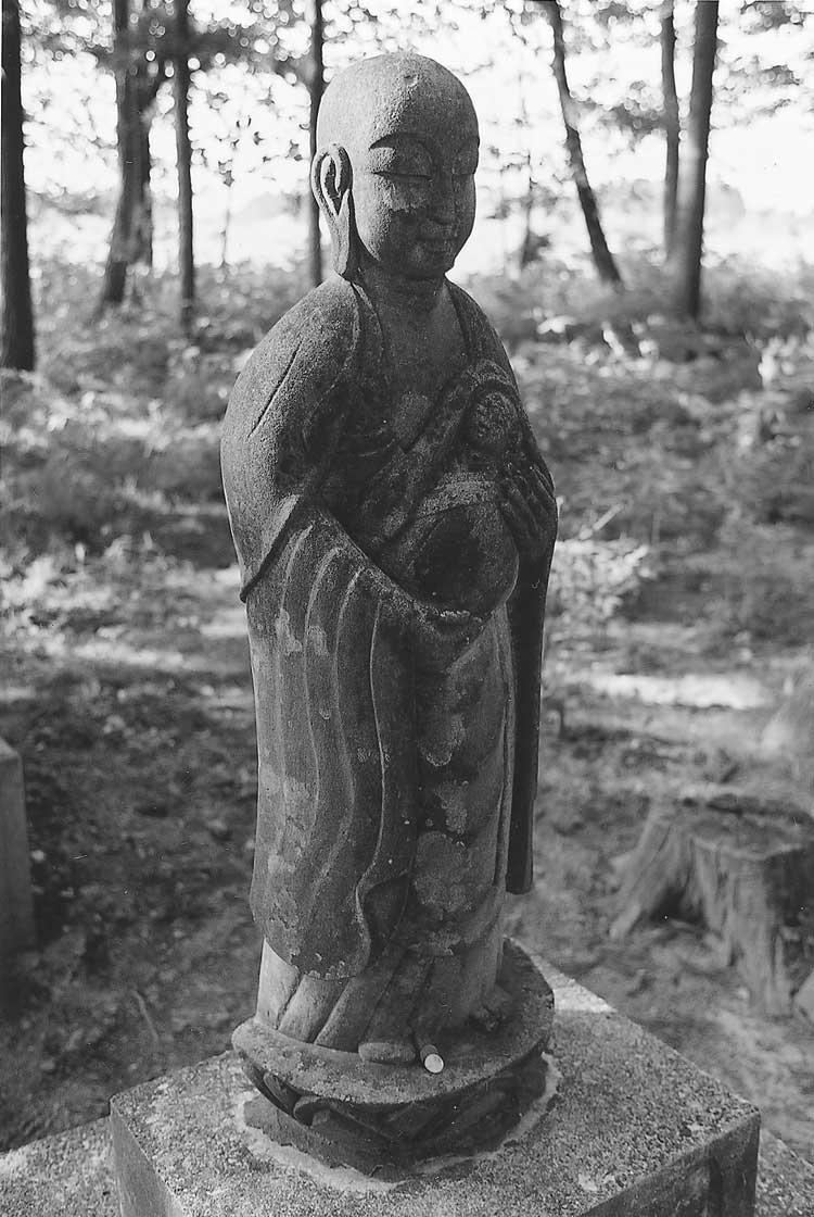 地蔵菩薩 岡沼